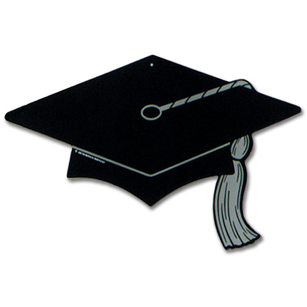 1000x1000 Graduation Hat Flying Graduation Caps Clip Art Graduation Cap Line