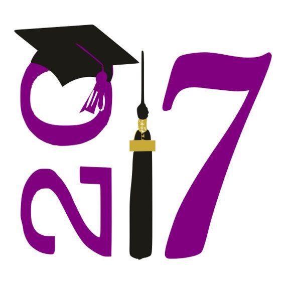 Graduation Cap And Tassel Clipart