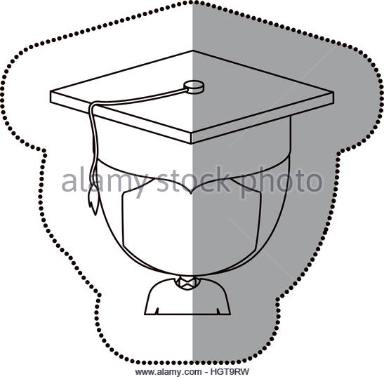 547x540 Boy Graduation Cap Design Stock Photos Amp Boy Graduation Cap Design