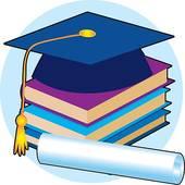 170x170 Drawings Of Mortarboard Graduation Cap Amp Diploma Certificate
