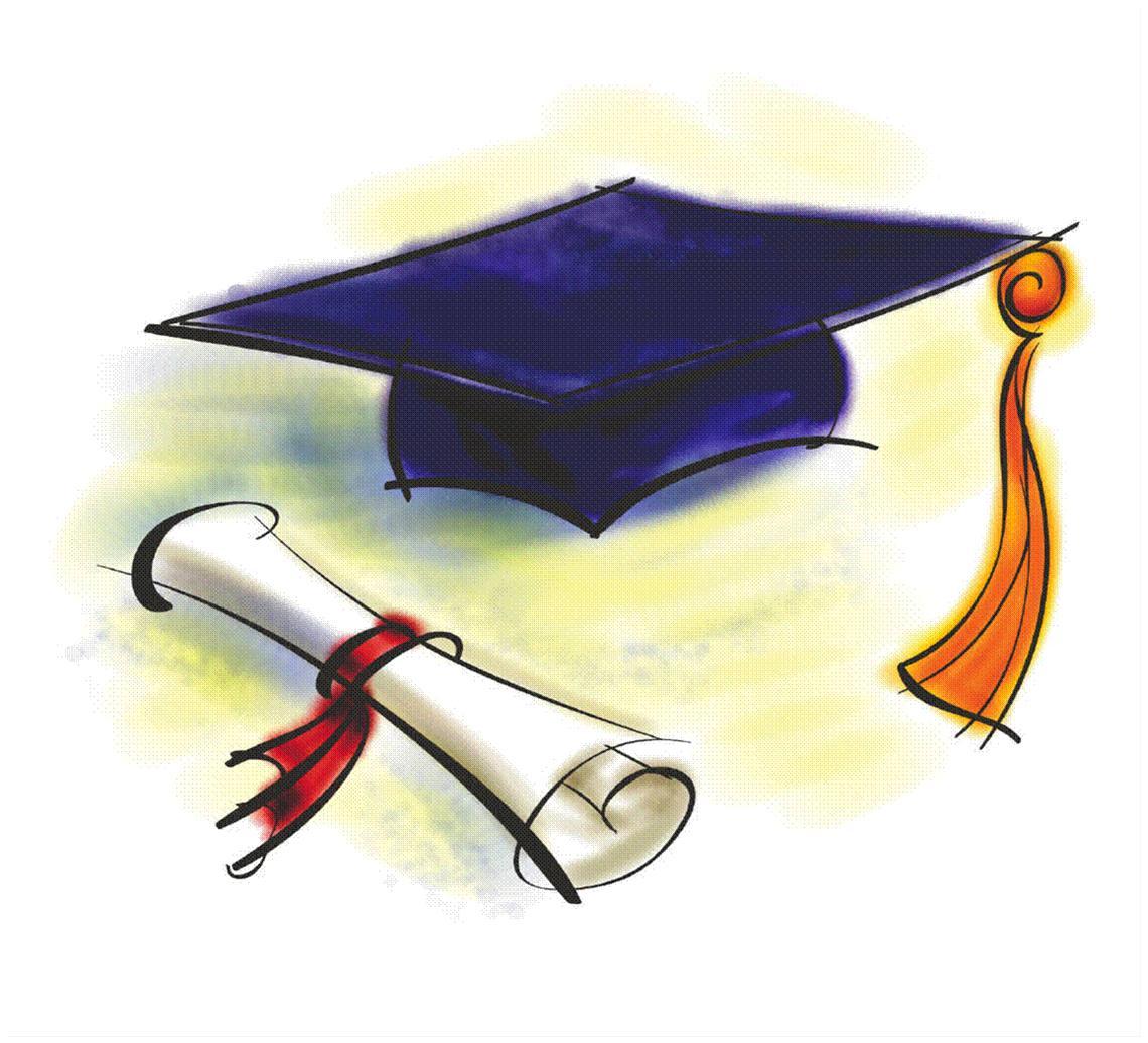 1140x1037 Clipart Graduation Cap And Diploma, Free Clipart Graduation Cap