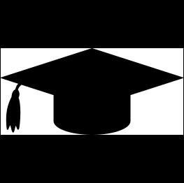 Graduation Cap Transparent | Free download on ClipArtMag