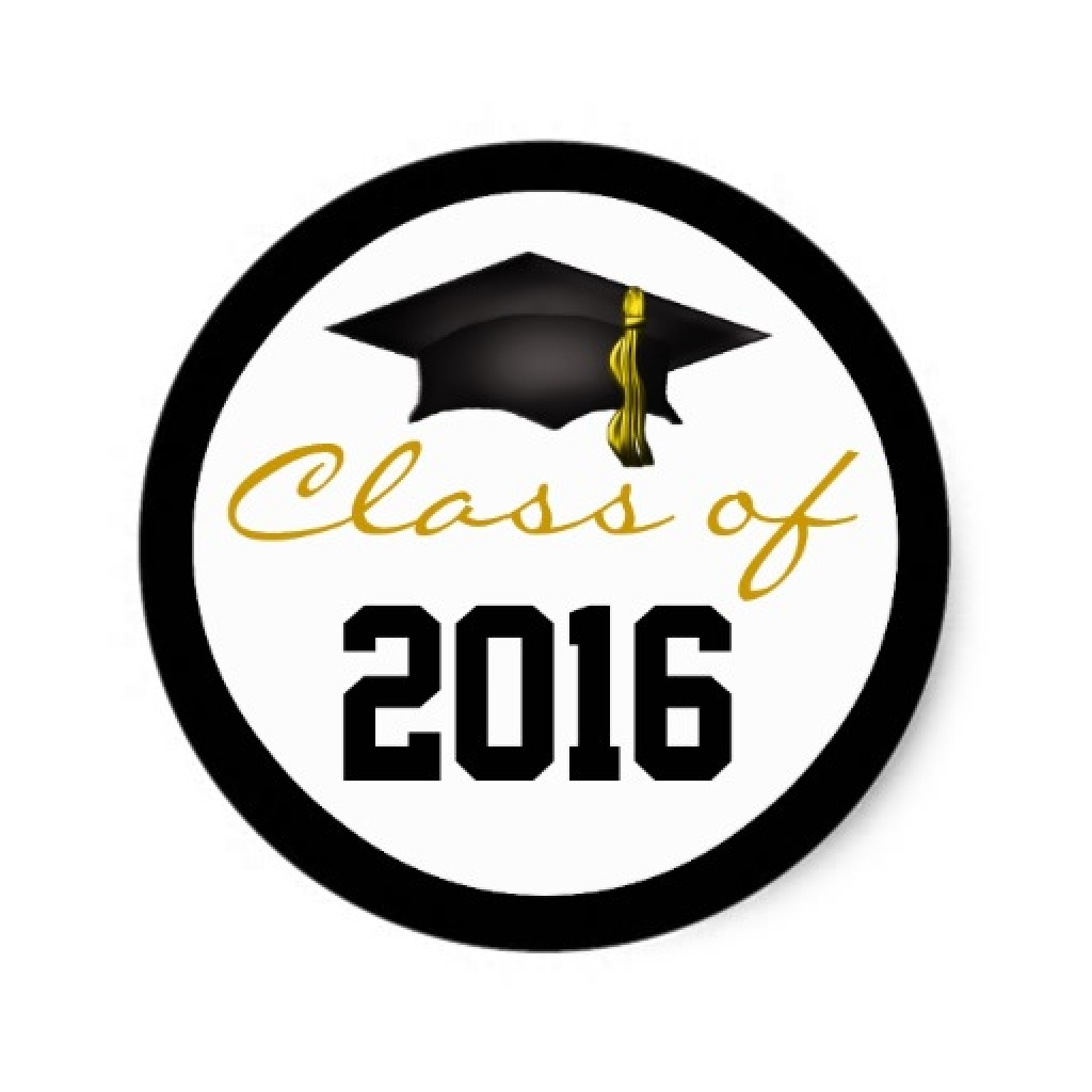 1024x1024 Graduation Clipart Sticker