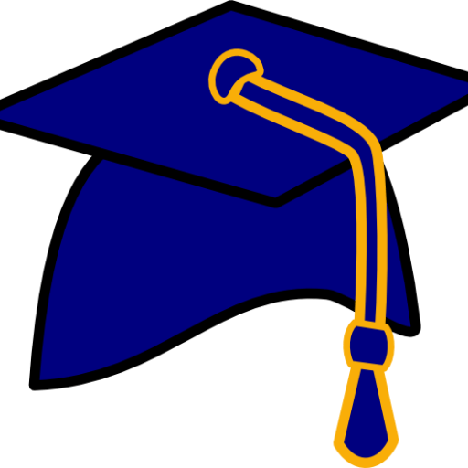 512x512 Cropped Graduation Hat Free Clip Art Of A Graduation Cap Clipart