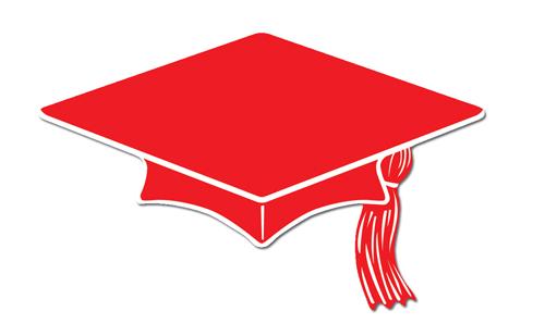 500x309 graduation cap clip art – Cliparts