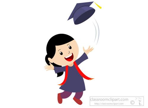 500x364 Free graduation clipart clip art pictures graphics illustrations 2
