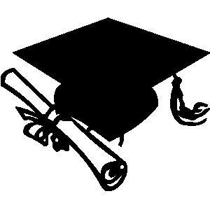 Graduation Cliparts Diploma