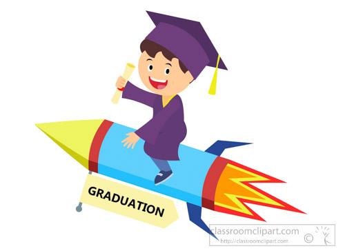 500x364 Free Graduation Clipart