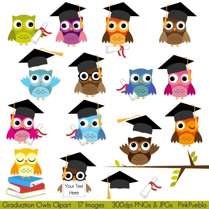 720x720 Graduation Clipart Owl