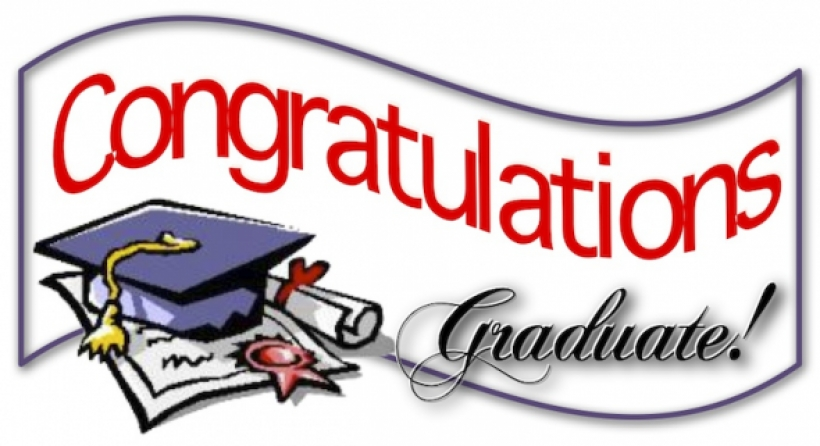 820x446 Graduation Clipart Png Collection