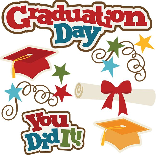 648x643 Celebration Clipart Graduation Day