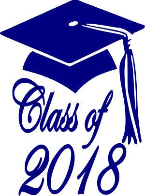 300x405 Class Of 2017 Graduation Cap Svg Vector File Class Of 2018 Class