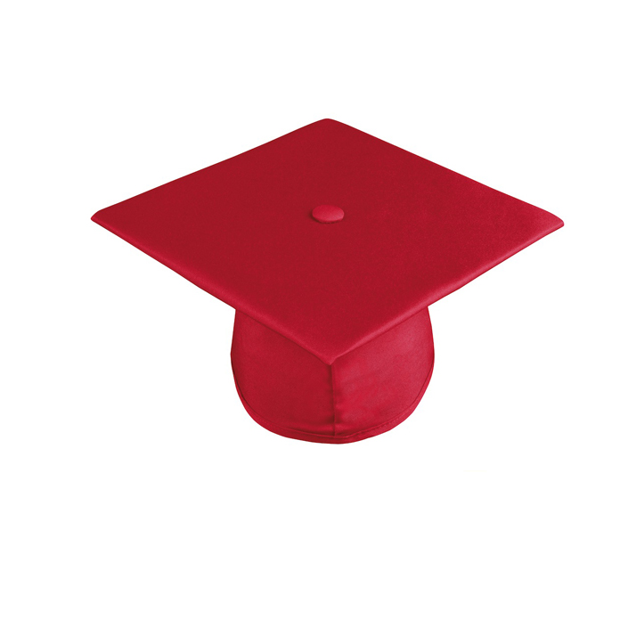 696x696 Red Graduation Cap Caps Amp Gowns
