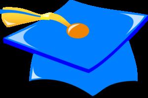300x198 Free Graduation Cap Clip Art Pictures 2
