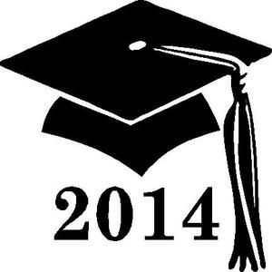 300x300 Graduation clipart senior