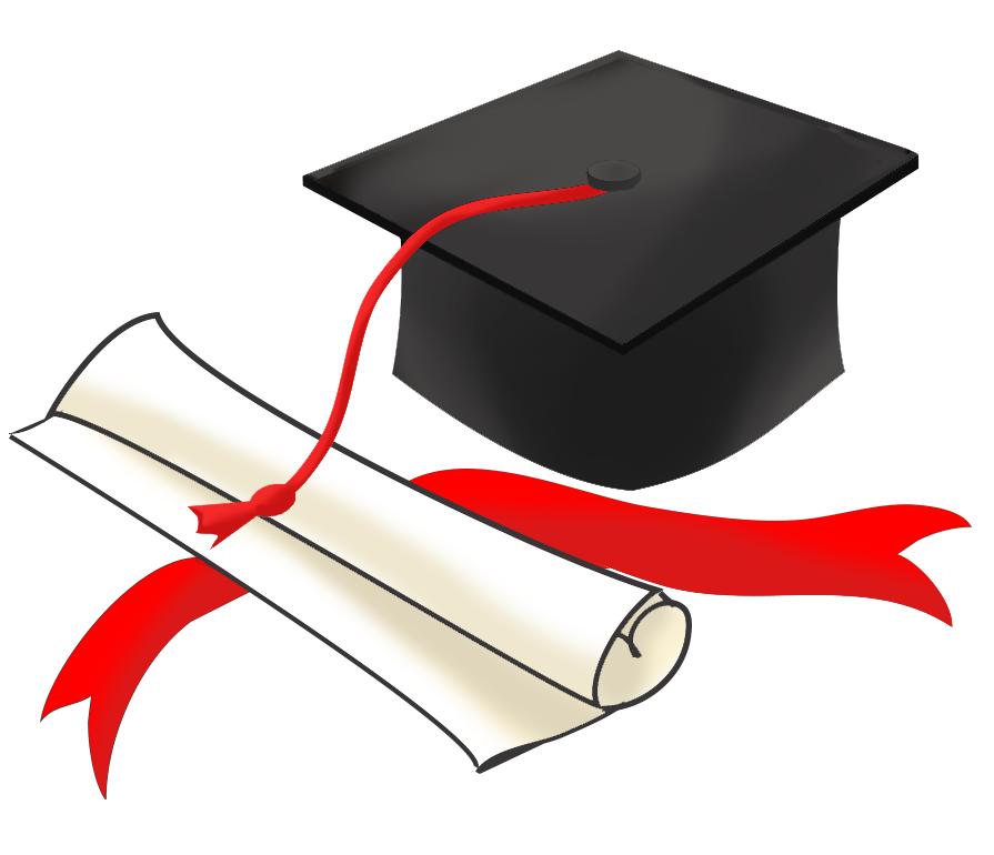 895x770 Graduation Clipart
