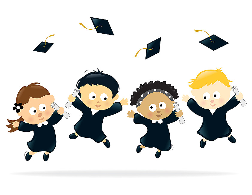 842x650 Graduation Day Clipart#2049226