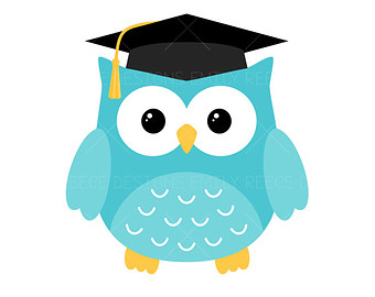 340x270 Graduation Clipart Owl