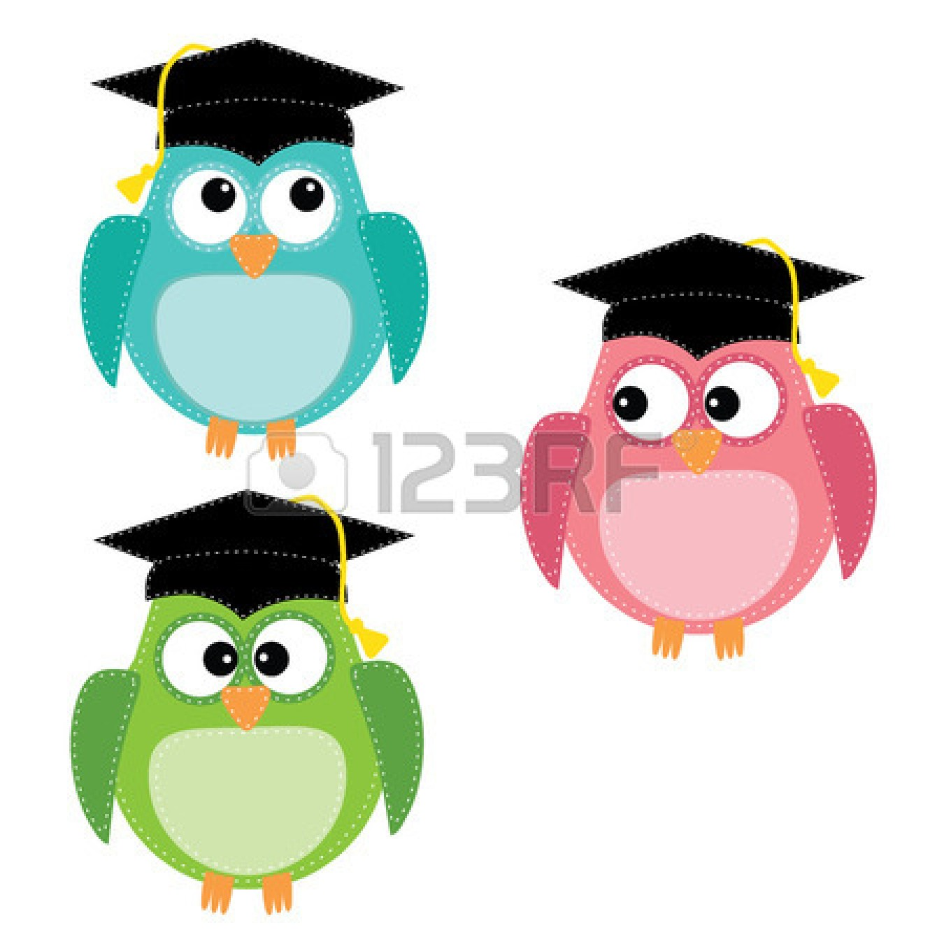 1350x1350 Kindergarten Graduation Owl Clip Art Clipart Panda