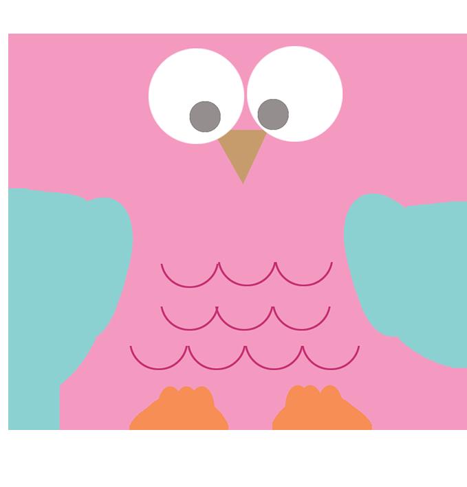 679x709 Owl Clip Art