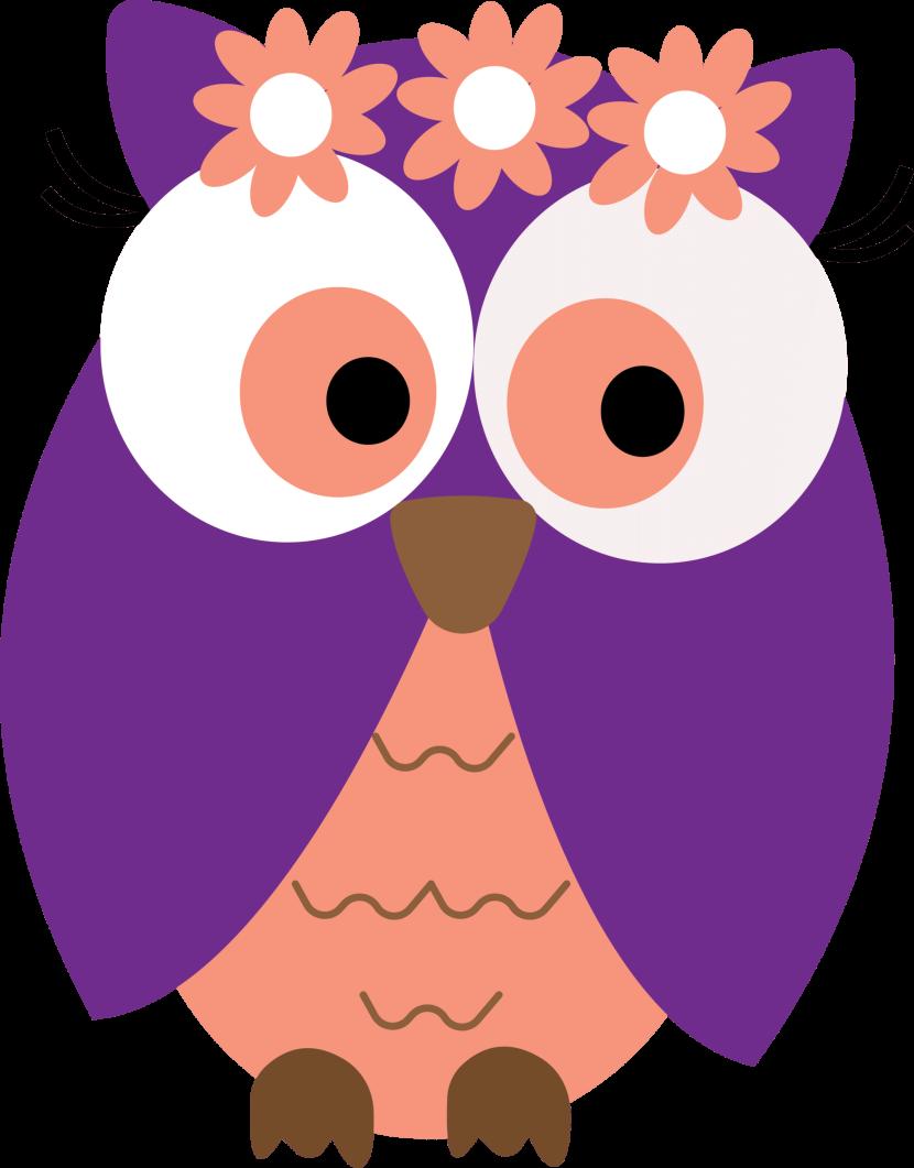 830x1061 Owl Clipart