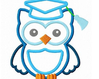 340x270 Owl Clipart Graduation