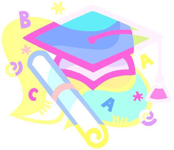558x480 Clipart Graduation Backgrounds