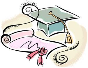 302x235 Free Graduation Clip Art
