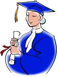 235x311 Free Graduation Clip Art 7