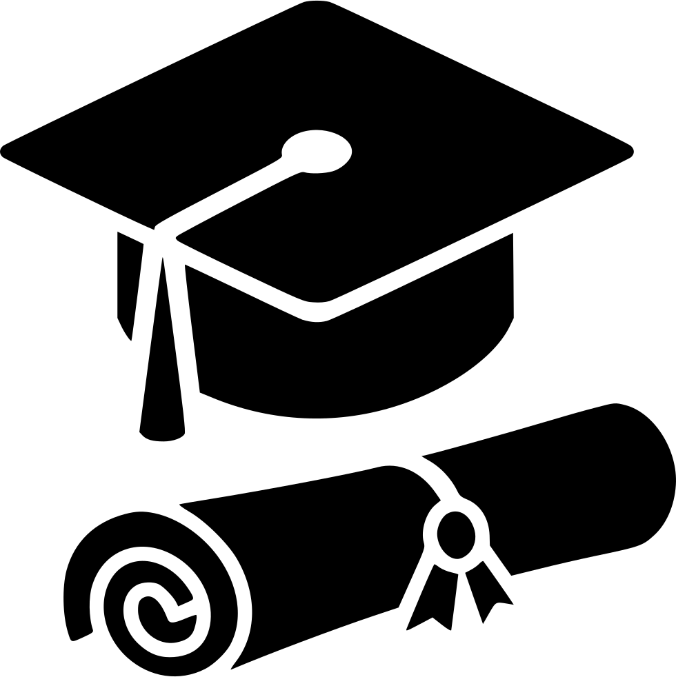 980x982 Graduation Cap Diploma Svg Png Icon Free Download ( 554120