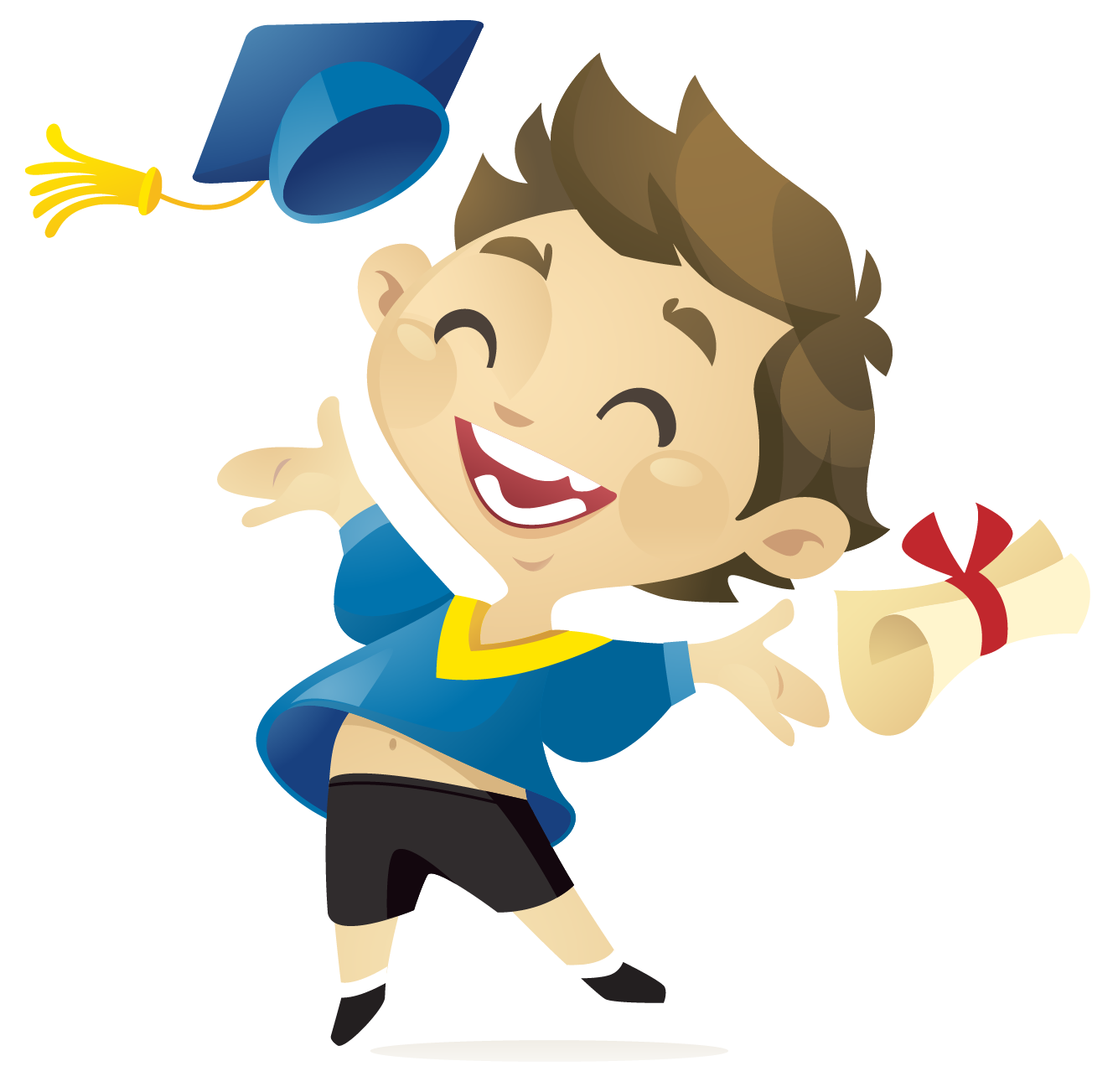 1334x1303 Graduation Png Transparent