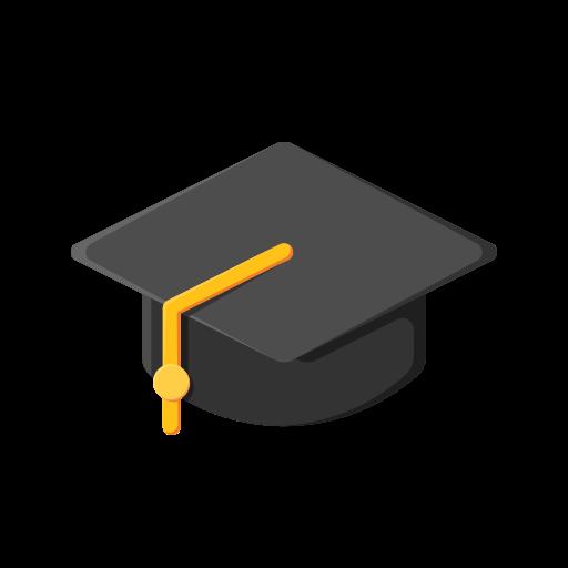 512x512 Graduation Icon