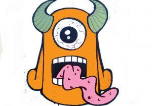 300x210 Graffiti Karakter Simple Graffiti Characters Spray Can Free
