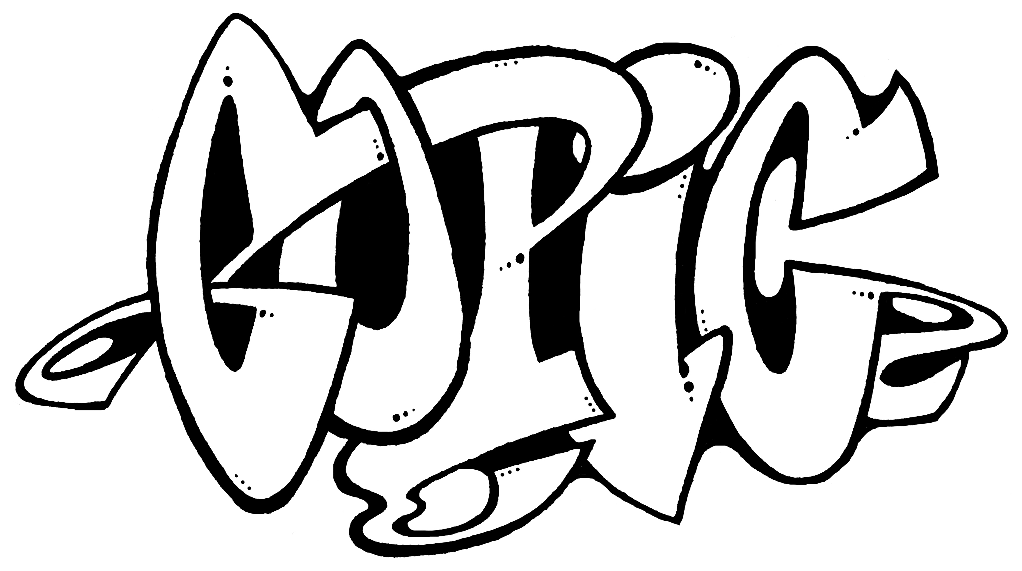 money graffiti coloring pages-#10