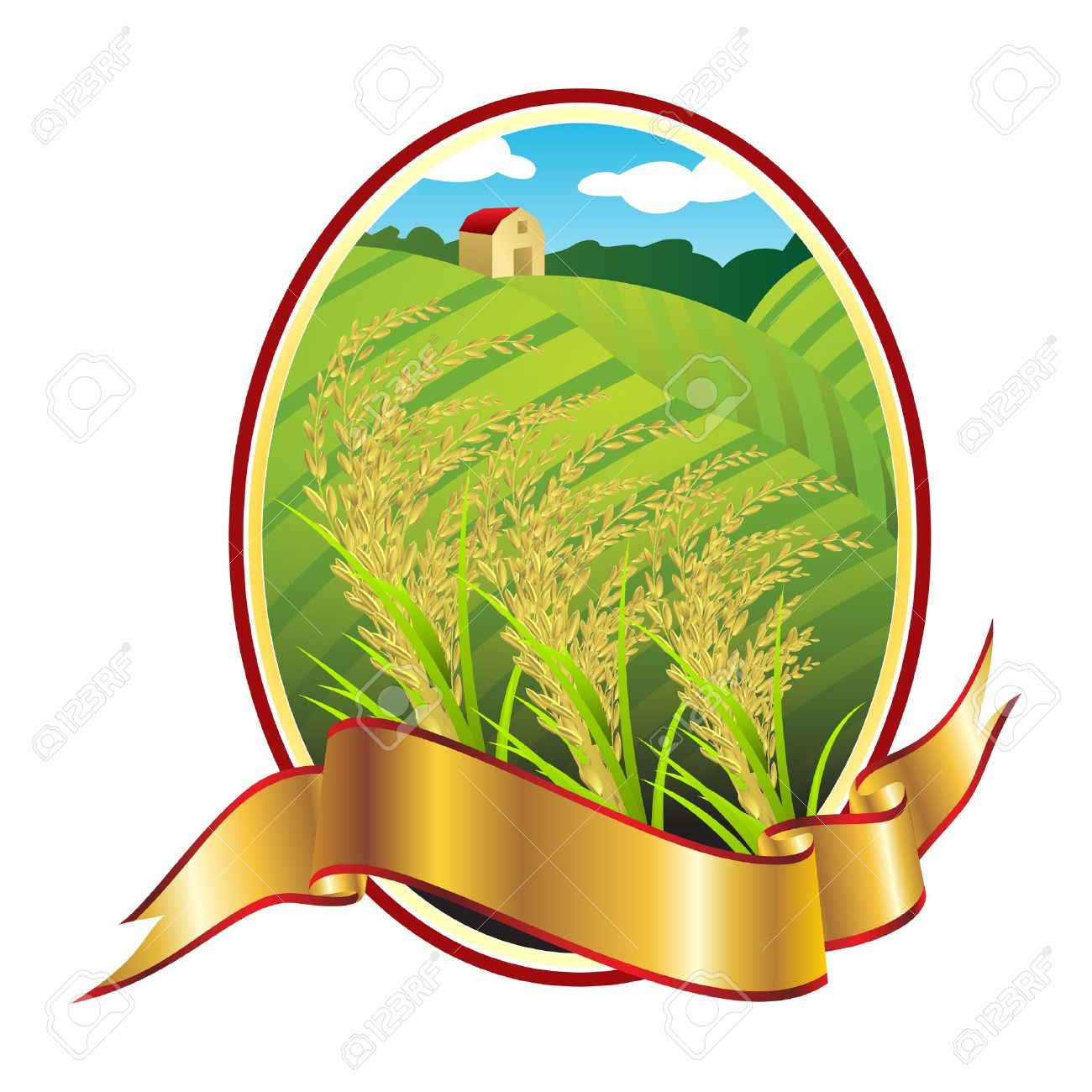 1300x1300 Rice Clipart Rice Grain