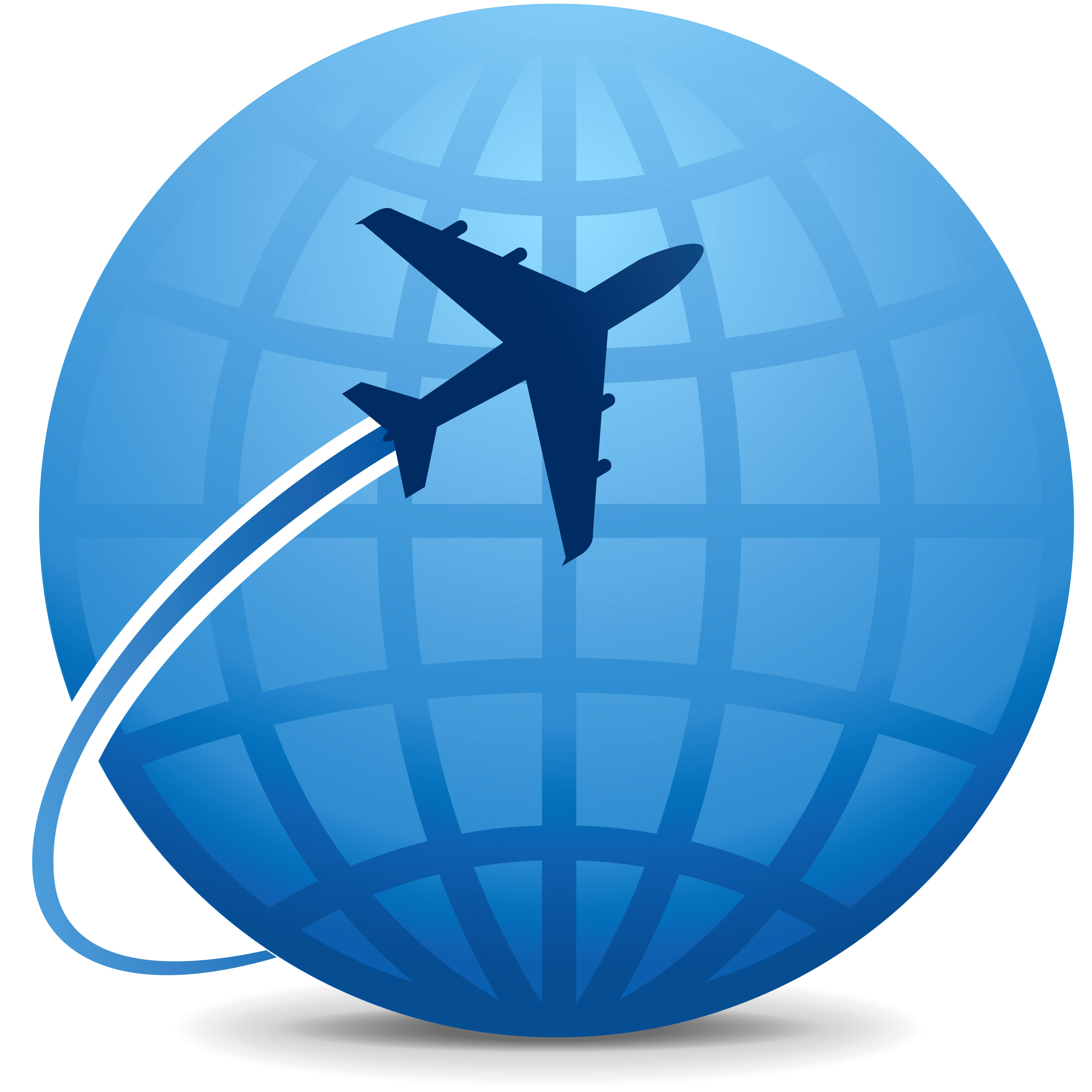 3000x3000 Travel Clipart International Travel