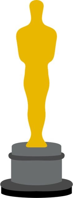 236x641 Trophy Clipart Hollywood