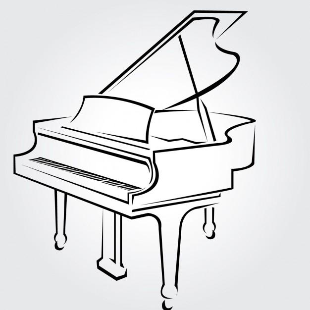 626x626 Piano Vectors, Photos And Psd Files Free Download
