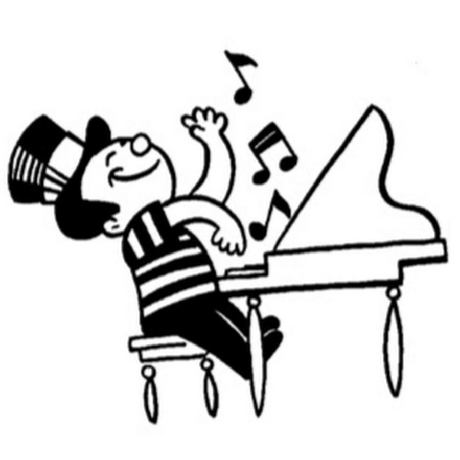 900x900 Piano Clipart Grande