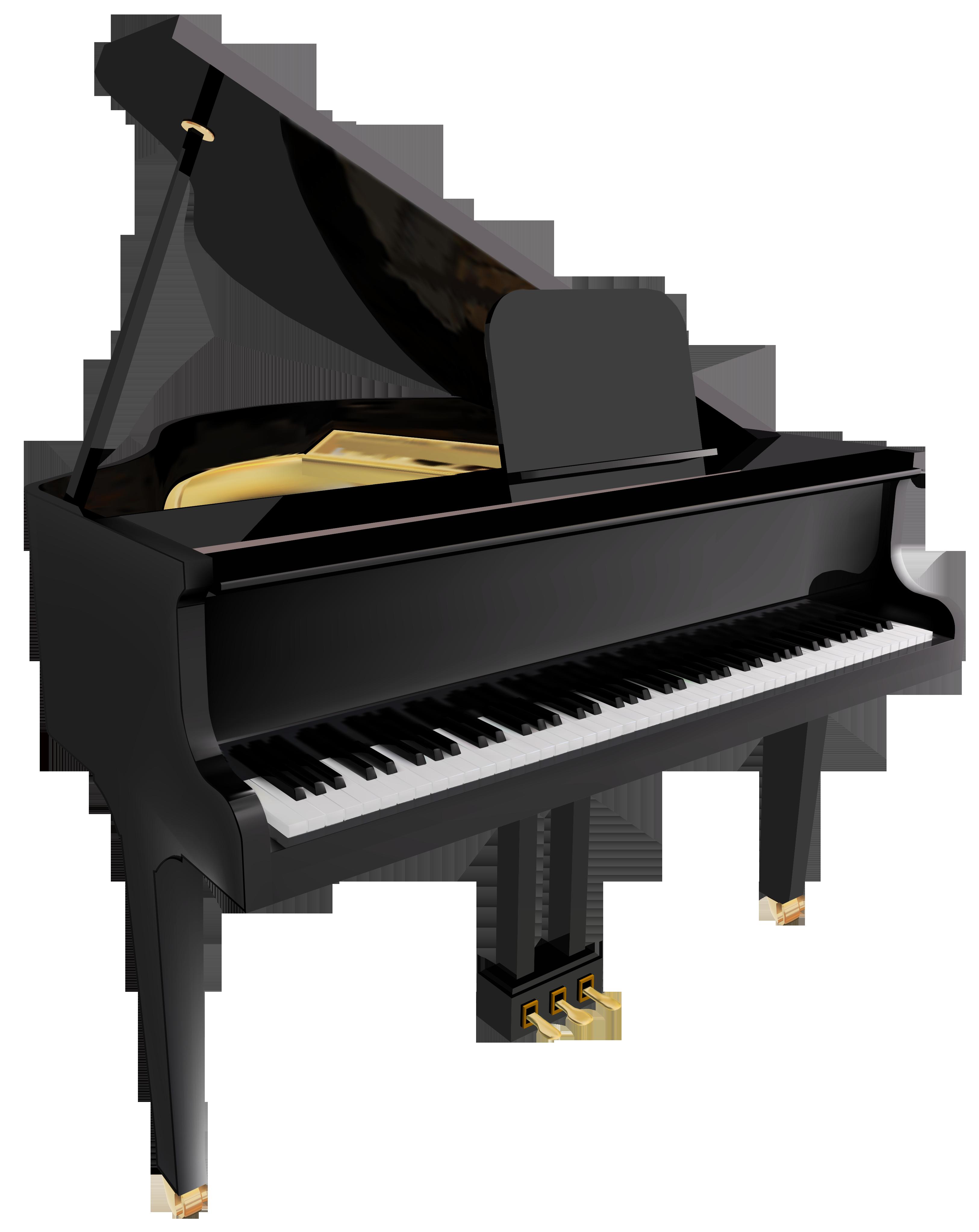 3251x4092 Woman Grand Piano Notes Cartoon Piano Clip Art Free Vector 2