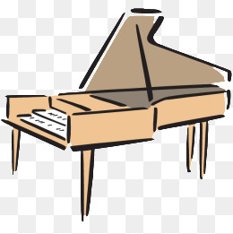 260x261 The Beauty Of Piano, Cartoon, Hand, Music Png Image For Free Download