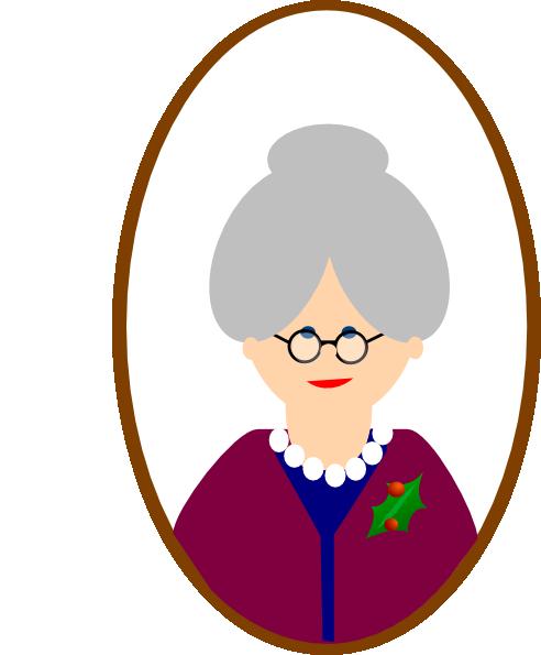 492x595 Grandma Clip Art