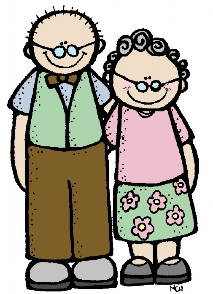 741x1024 Grandparents Clipart Clipartscotop 20 Png Grandparents Clip Art