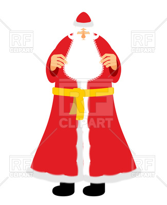 325x400 Russian Grandfather Frost Equivalent Of Santa Claus. Royalty Free