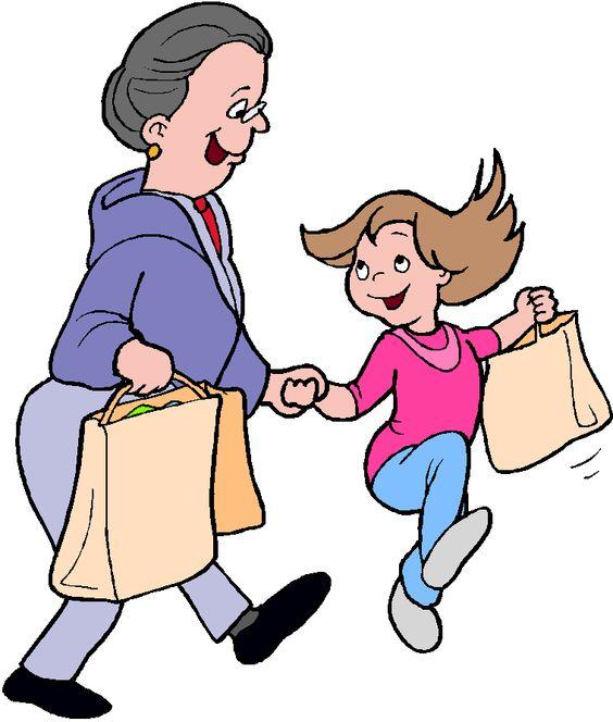 Grandma And Grandpa Clipart | Free download best Grandma ...