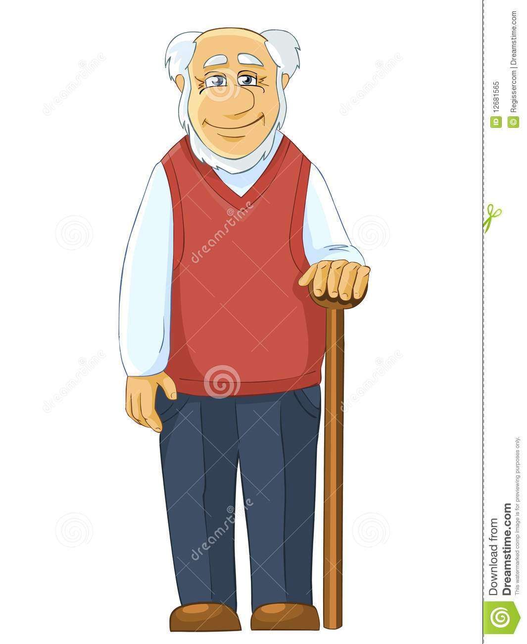 1065x1300 Asians Clipart Grandfather
