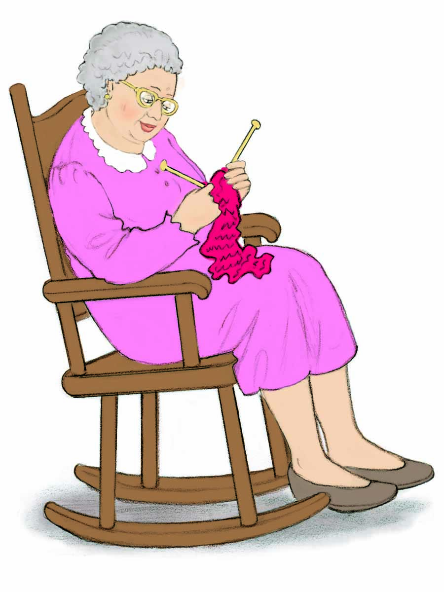 Grandmother Clipart Free Free Download Best Grandmother