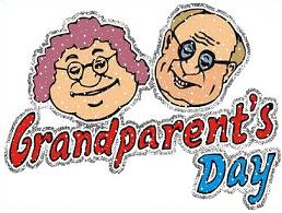 258x195 Free Grandparents Day Clipart