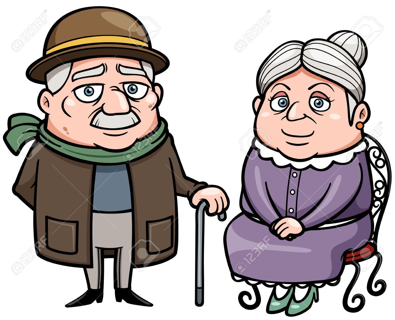 1300x1055 Portrait clipart grandpa