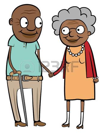 350x450 Black Grandparents Clip Art – Cliparts